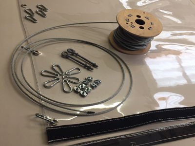 Wire Fixing Kit